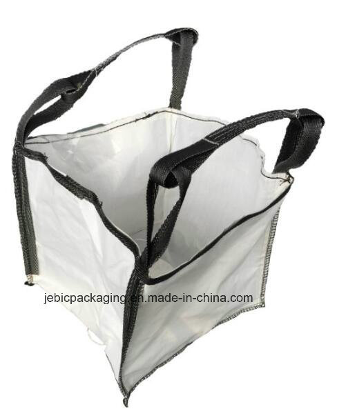 4 Lifting Loops FIBC Bulk Bag with Stevedore Straps