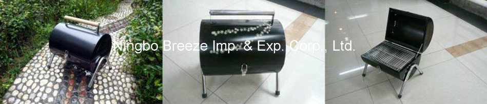 Wholesale Black Stove Charcoal BBQ Grill