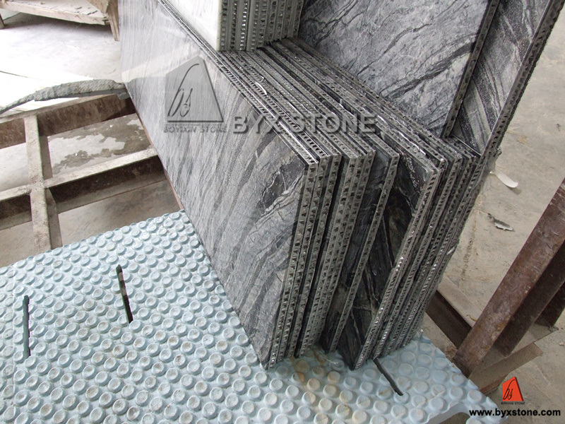 Stone Marble Composite Aluminium Interior Decorative Wall Panel