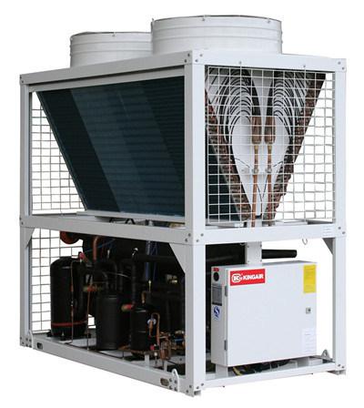 Air Cooled Modular Heat Pump for R22