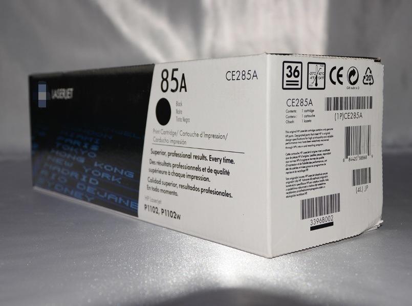 Black Toner Cartridge Ce505A 80A 85A 12A for HP Original Printer