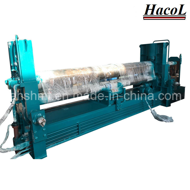 W11s Middle and Small Type Upper Roller Universal Plate Rolling Machine
