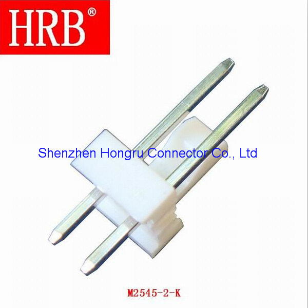 2.54 Pitch Straight and Right Angle PCB Headers
