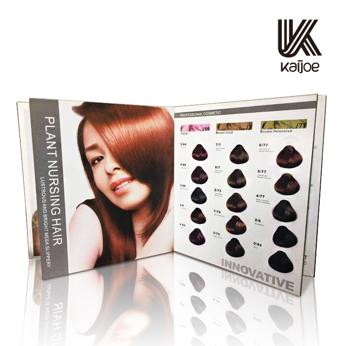 100ml 52 Colors Hair Color Cosmetic