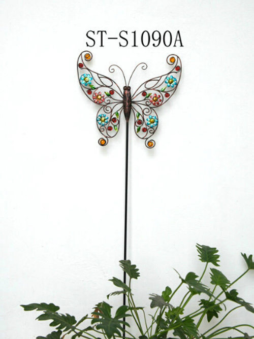 OEM Design Fashion Butterfly Metal Craft