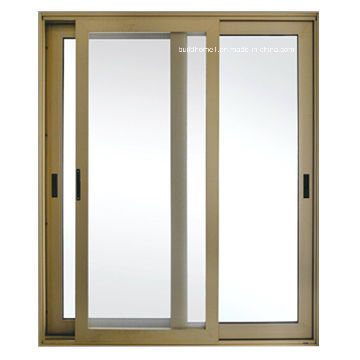Anodized Bronze Aluminium Doors and Windows