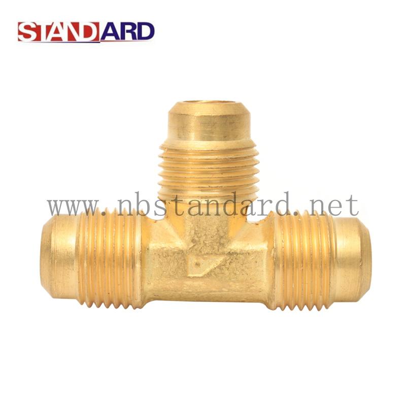 Brass Thread Tee /Gas Fitting