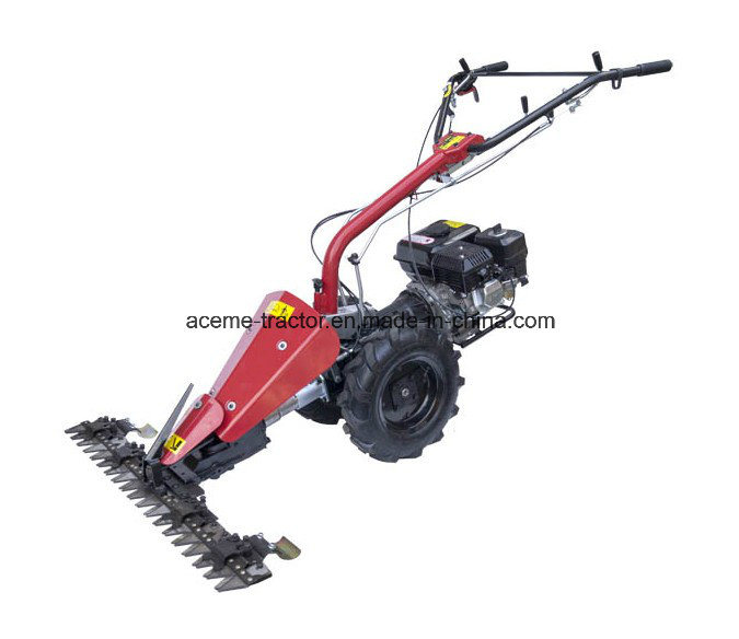 Gasoline 6.5HP Loncin Scythe Mower with 97cm Cutter