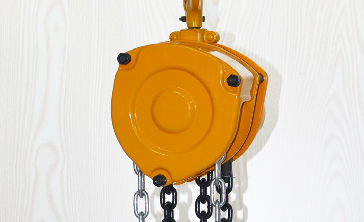 2016 Hot Sale Easy Use Manual Chain Hoist with Ce Certification