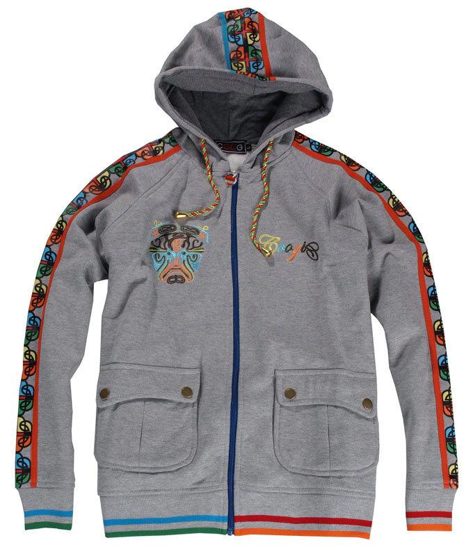 Top Brand Hoodies Fashion Men Clothes (H032W)