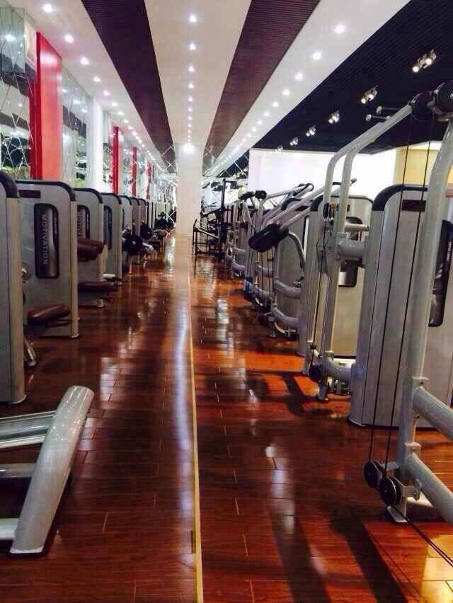 Strength Gym Equipment Lat Pulldown Machine Sp-012