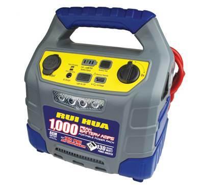 Lead-Acid Battery Jump Start
