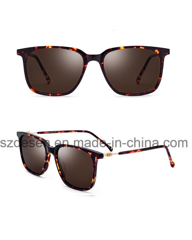 Wholesale Fashion High Quality UV400 Acetate Sunglasses