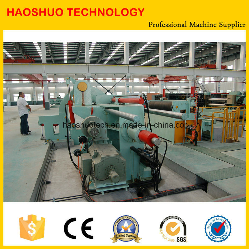 High Speed High Precision Steel Coil Slitting Machine