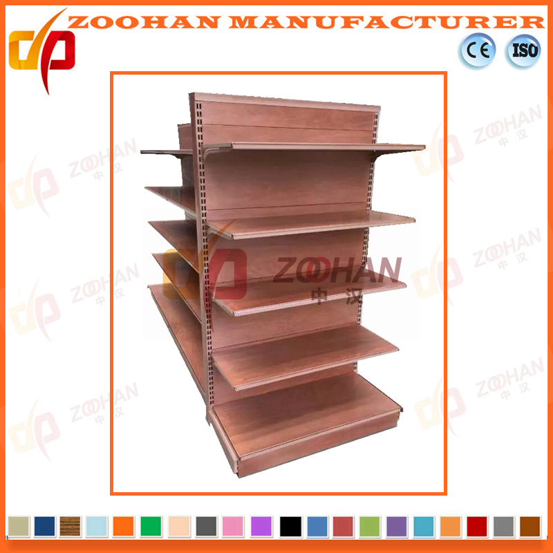 New Customized Supermarket Retail Store Fixture (Zhs194)