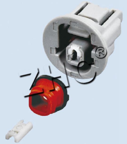 1 Pin Auto Parts-Plastic Connectors (00409)