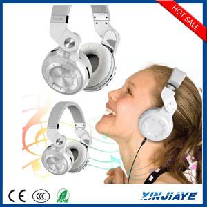 Hifi Wireless Stereo Bluetooth 4.1 Bluedio T2+ Headphone with Mic