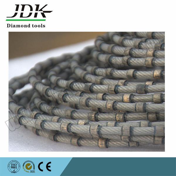 Plastic Wire Saw Diamond Tools for Granite Profiling Tools