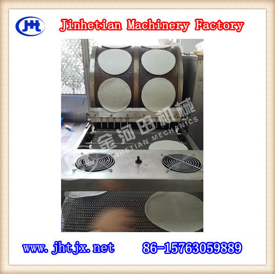 Electric or Gas Heating Spring Roll Making Machine Samosa Pastry Machine