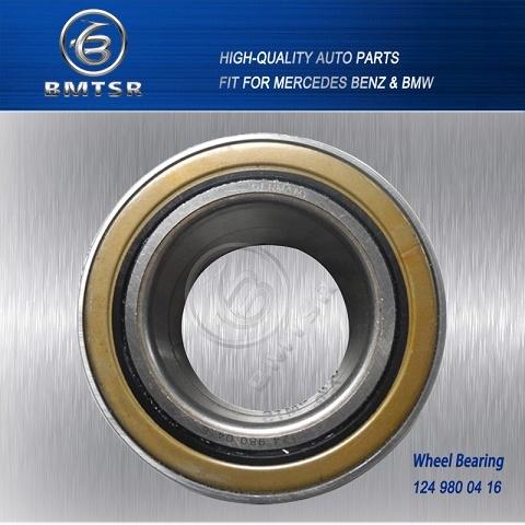 Rear Wheel Bearing Kit Mercedes W124 S124 1249800416 1243500549