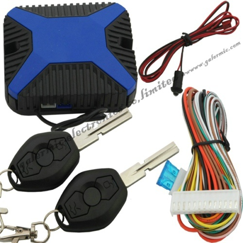 Car Remote Keyless Entry System with Keyblade