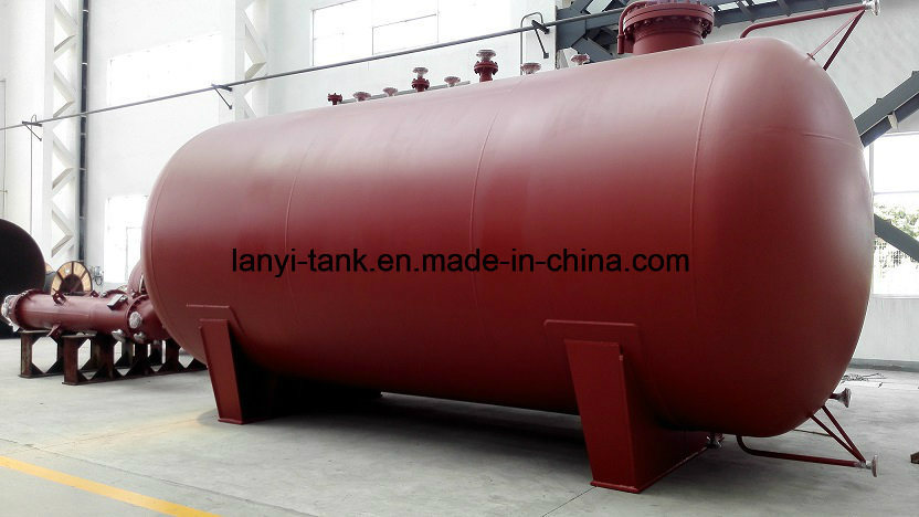New 30000L High Quality Stainless Steel 22bar Pressure Storage Tank for Liquid Ammonia