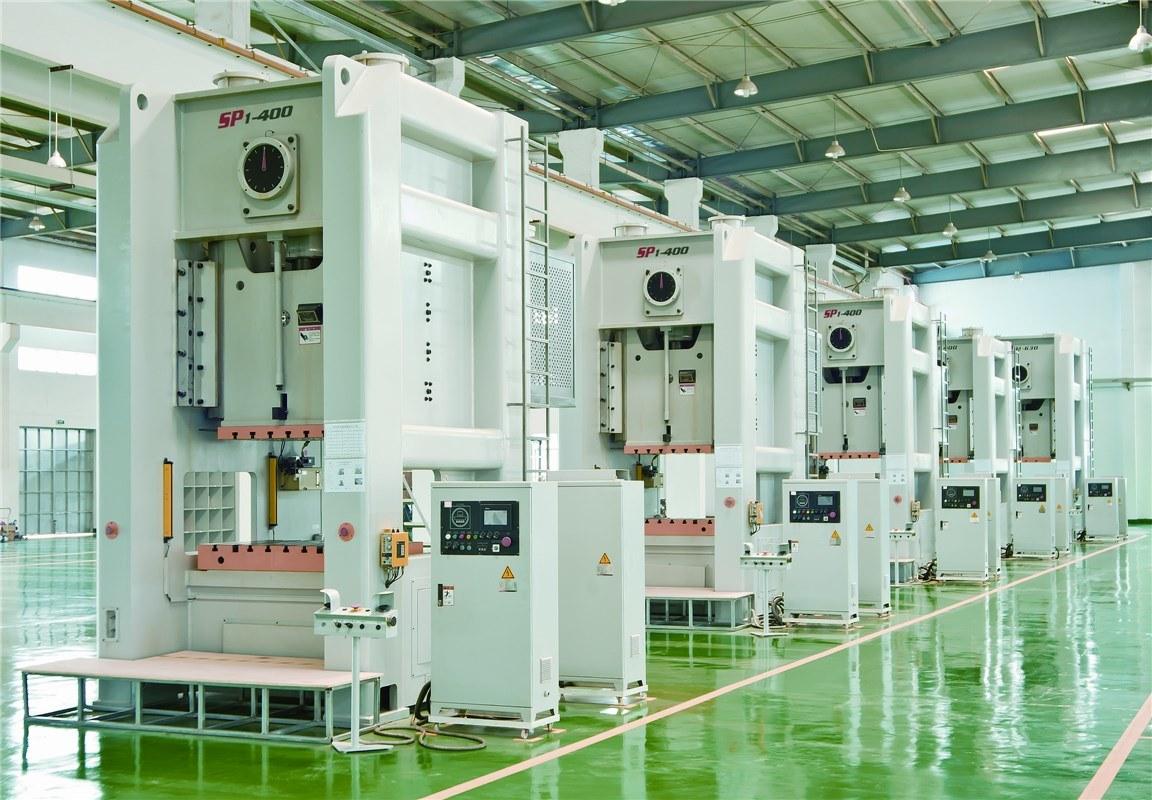 Sp1 Series Gantry Type Single Point Press Machine