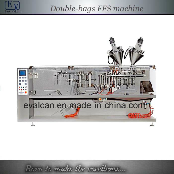 Automatic Twin Link Packing Machine