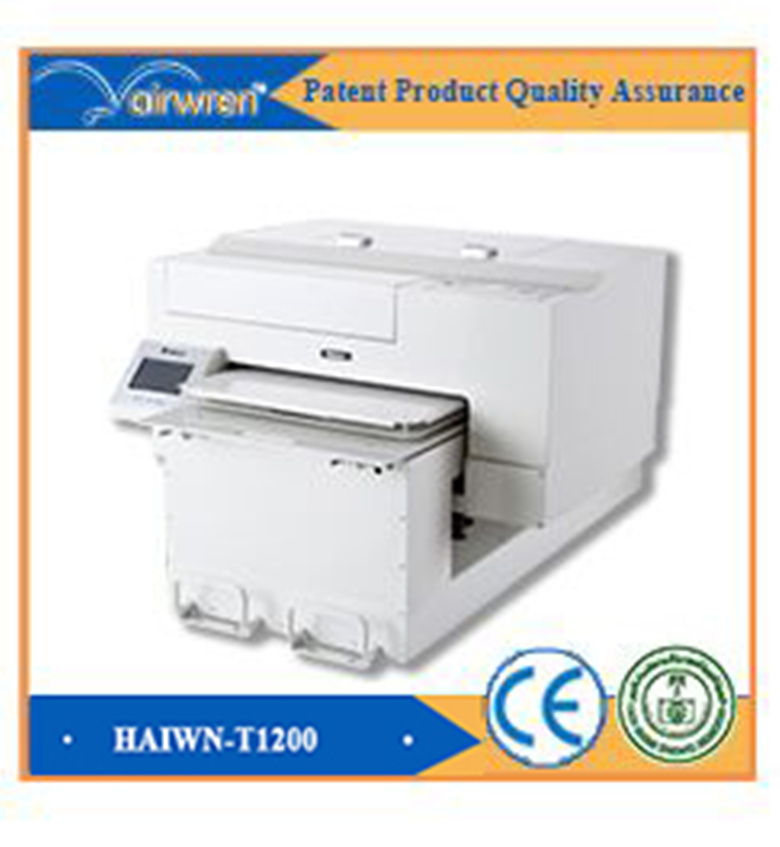 A2 Size DTG Printer for Textile Printing Digital Jacket Jeans Jersey Printing Machine