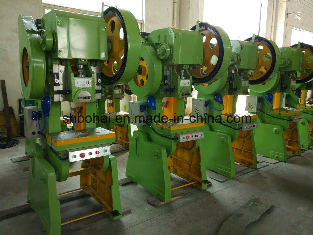 Jb23 Series 100t Power Press Machine Wih Mechanical Drive (J23-100T)