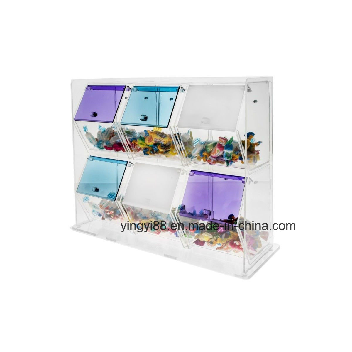 High Quality Acrylic Candy Display Box for Sale