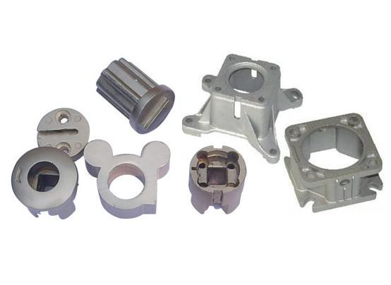 Equipment Zinc Die Casting Parts