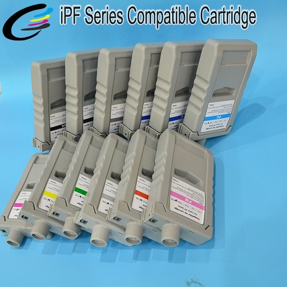 Looking for Distributor for Canon Imageprograf Ipf8400 Ipf8410 Compatible Ink Cartridge 700ml