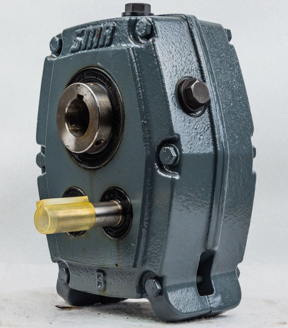 Fenner Series Shaft Mounted Reducer with 25mm to 105mm Hollow Shaft