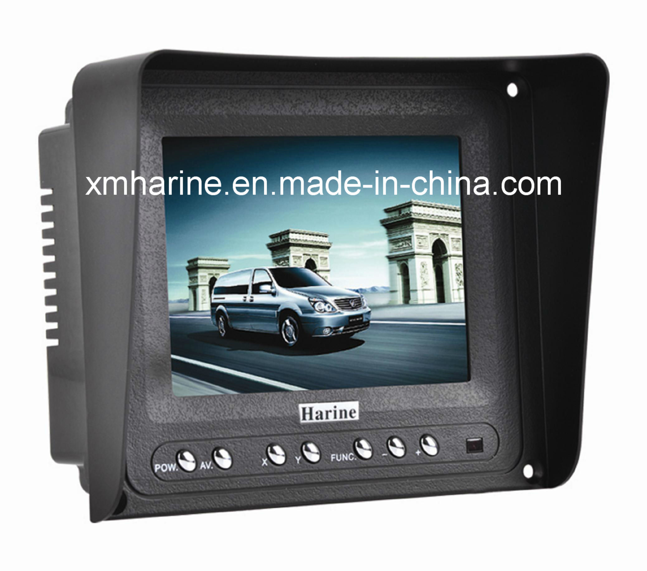 5.6 Inch LCD Monitor Rear View Reversing System