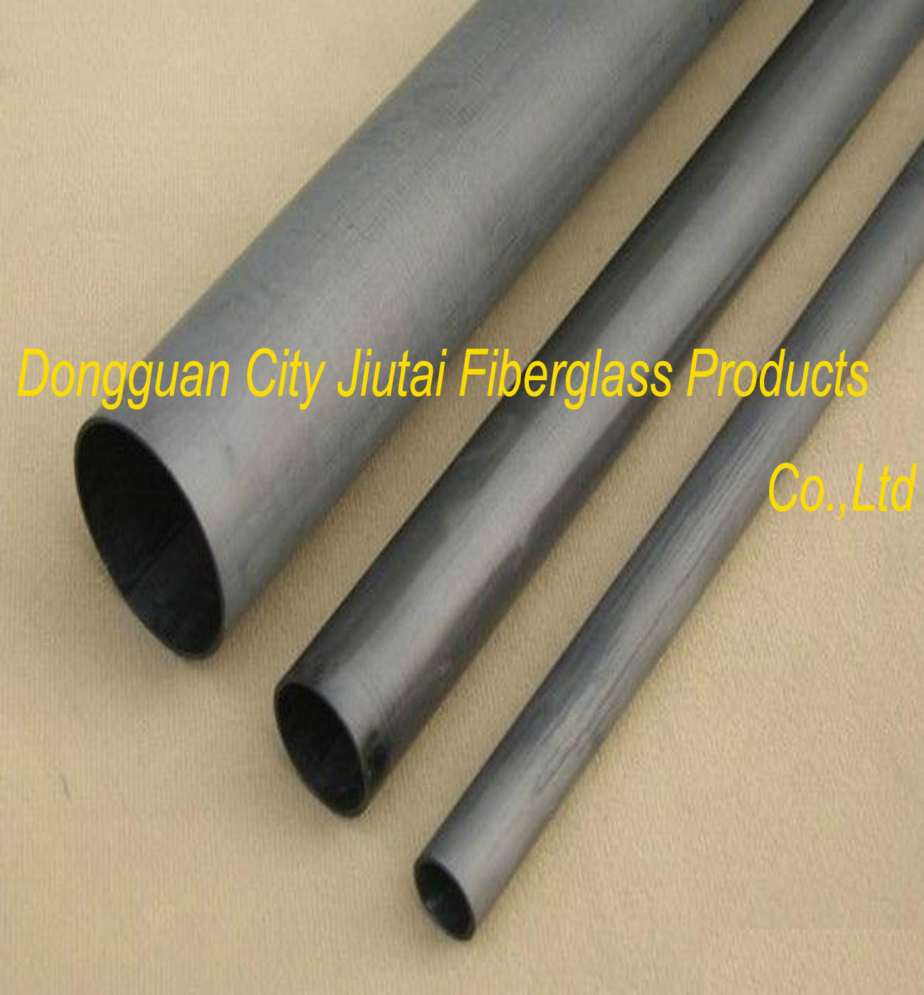 Corrosion Resistant Carbon Fiber Pipe, Carbon Fiber Tube
