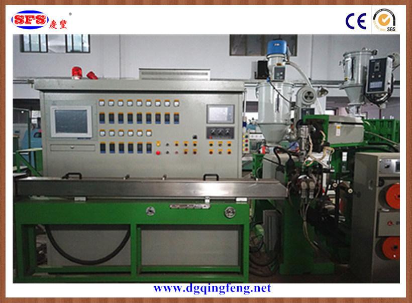 Insulated Core Wire, Electronic Wire, Power Wire Extrusion Machines