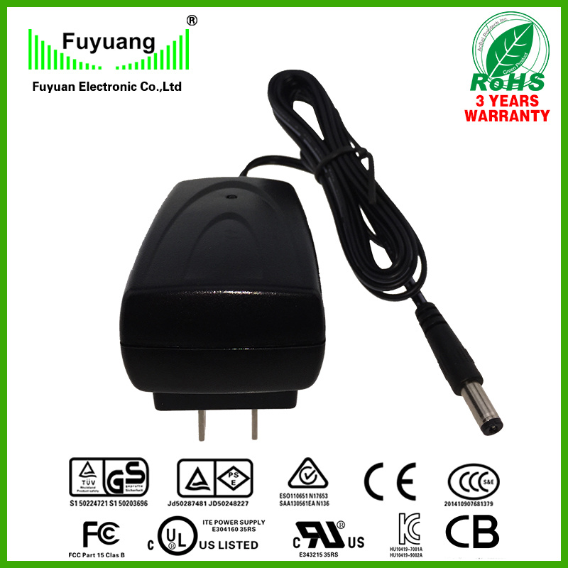 Li-ion Battery Charger Lithium Battery Charger with UL Approved (FY0501000)
