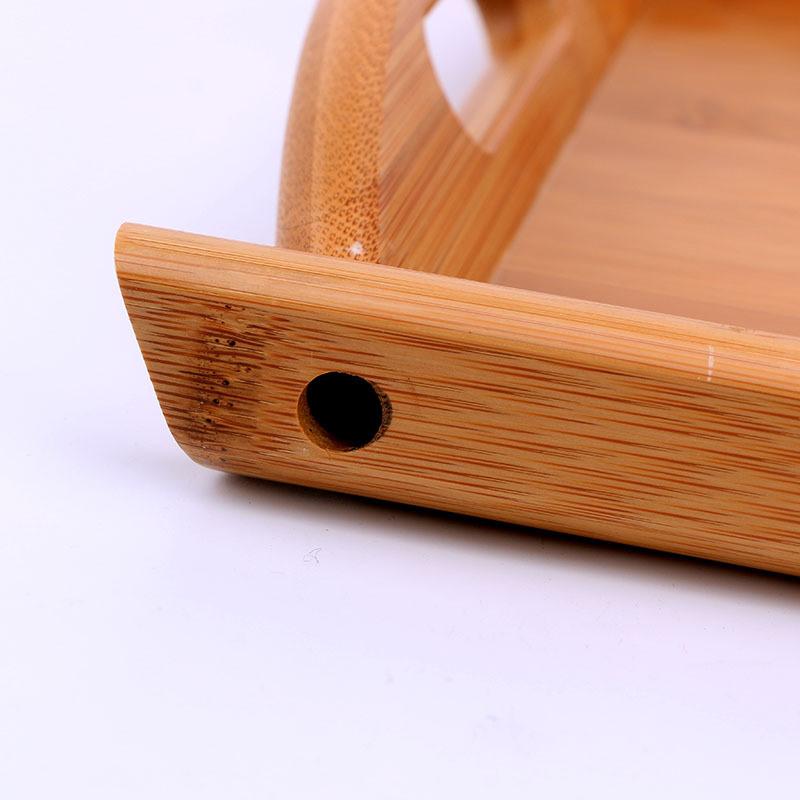 2016 Wooden Pallets Full Bamboo Tea Tray Mat with Binaural
