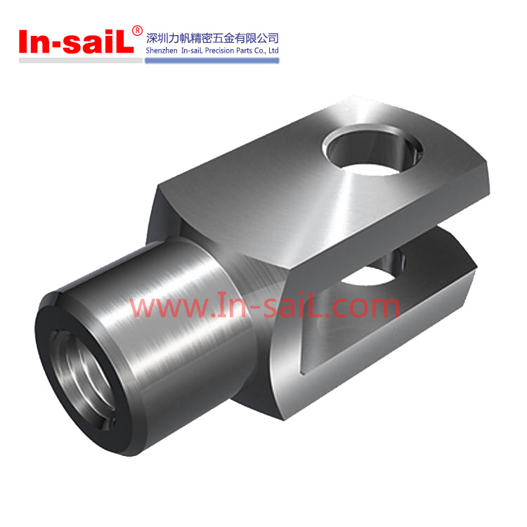 DIN 71752 ISO 8140 Stainless Steel Clevis