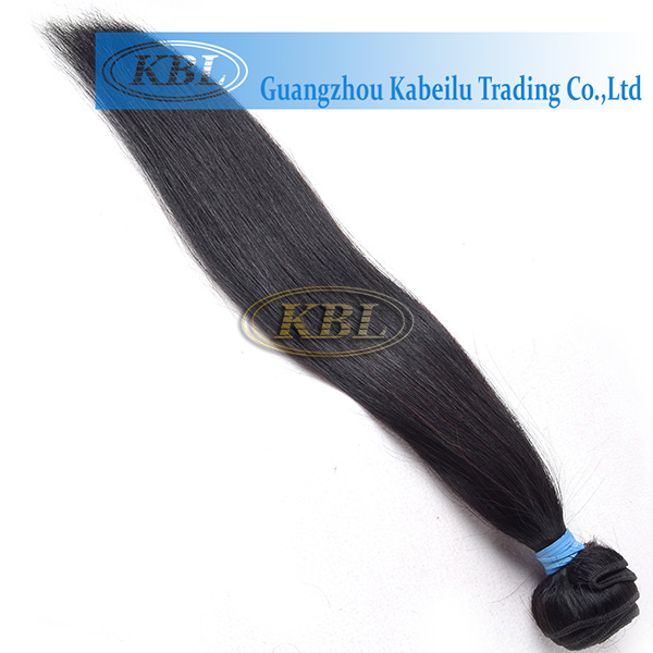 Brazilian Jet Black Hair Grade 5A Hair