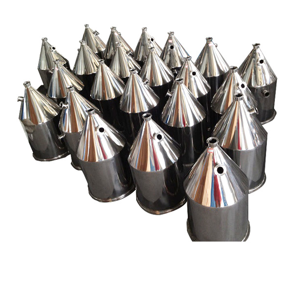 Stainless Steel Conical Hopper for Filling Machine