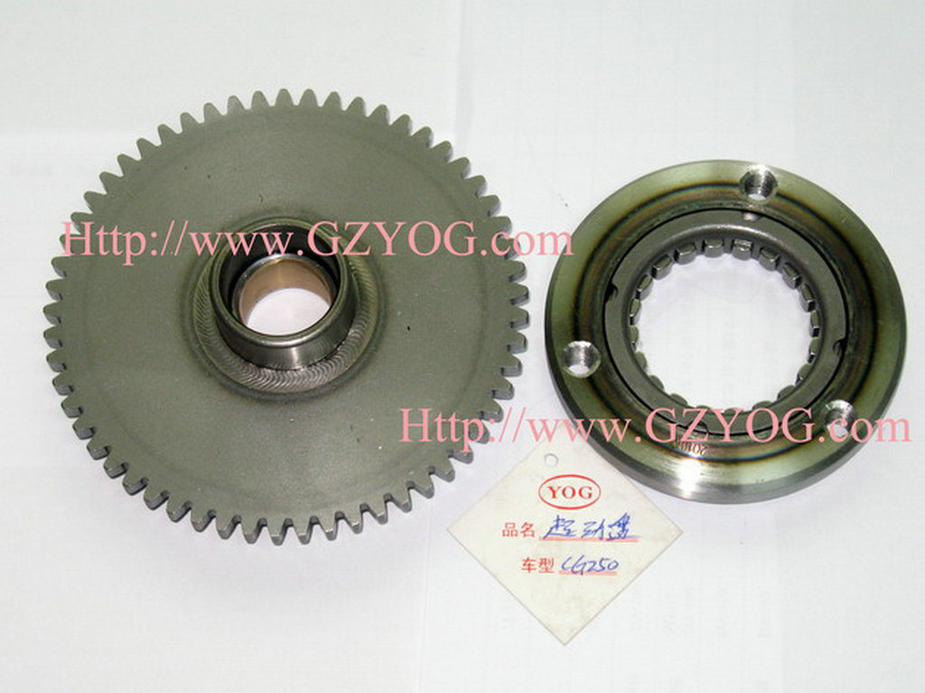 Yog Engine Motorcycle Spare Parts for Honda Cg150 200 250 Ft150 Gt Akt150 Tricycle Cargo Cylinder Piston Kit Starting Clutch Cent Comp Clutch