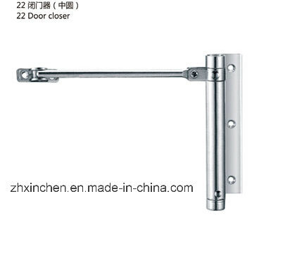 Xc-D3210 Furniture Hardware Door Accessories Stainless Steel Door Closer