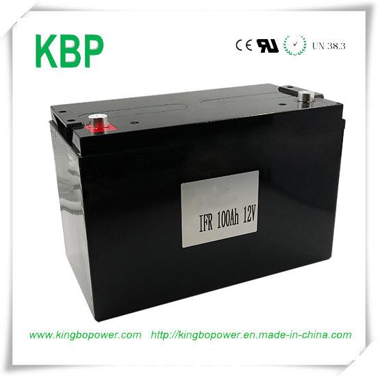 Custom EV Rechargeable 12V Lithium LiFePO4 Battery
