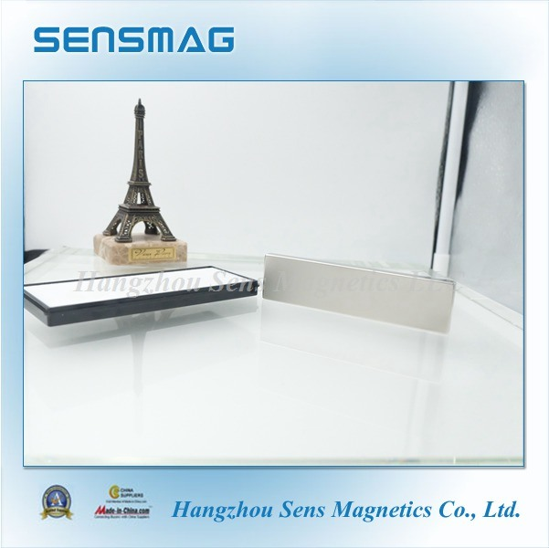 N50 N52 Permanent Neodymium Magnet with RoHS for Motor, Generator