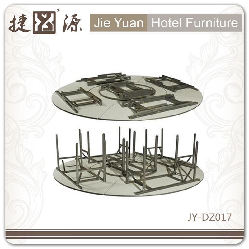 Banquet Folding PVC Table for Sale (JY-DZ017)