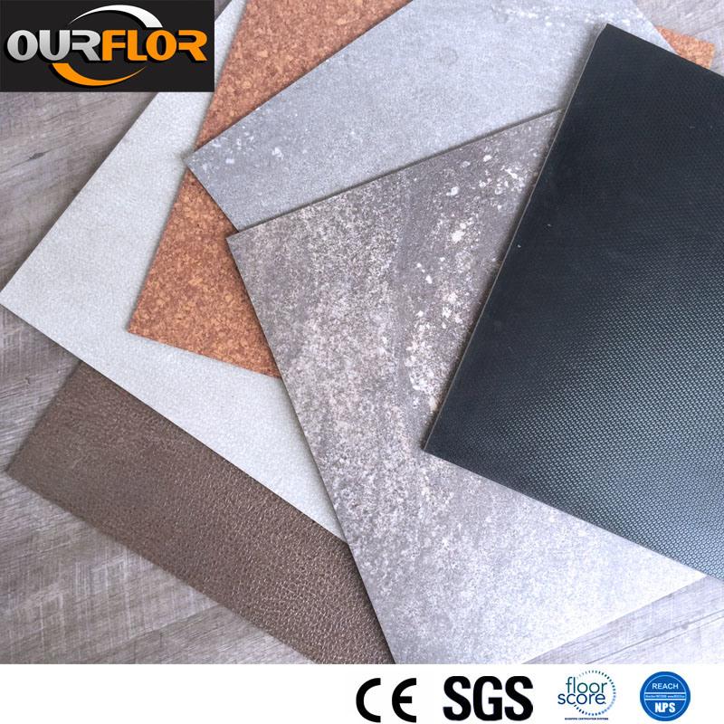 Factory Directly Sale PVC Vinyl Flooring / PVC Loose Lay / Free Lay Flooring (TILES OR PLANKS)