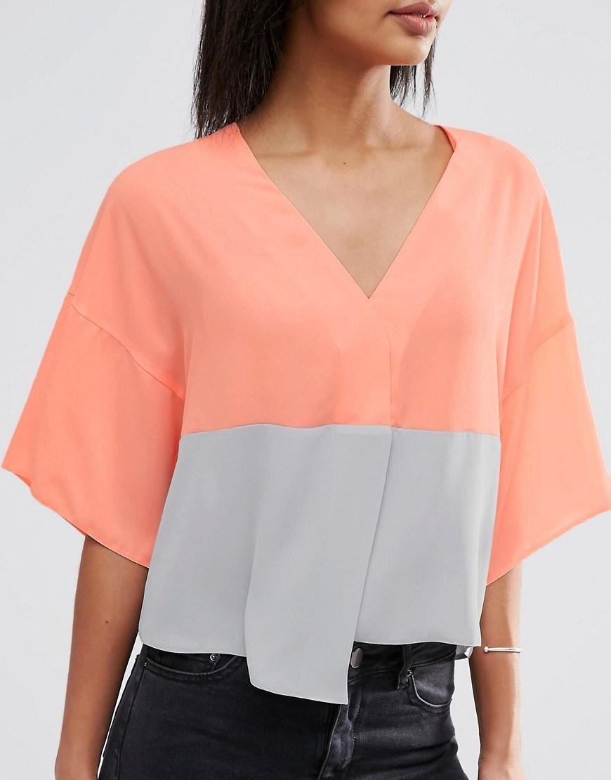 Casual Women Cotton Blouse
