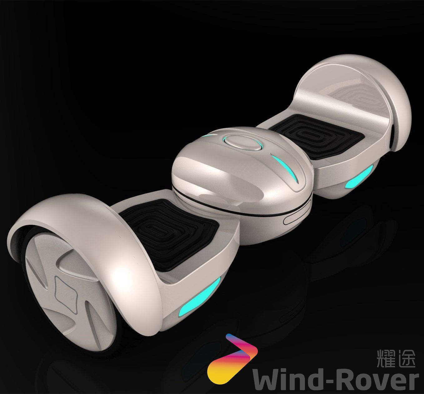 Two Wheel Smart Balance Electric Scooter Electric Hoverboard